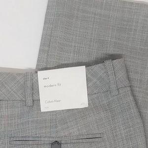 Calvin Klein dress pants.  Modern fit.